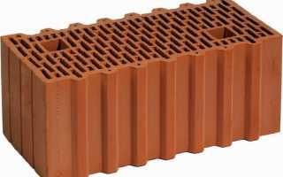Керамические блоки – характеристики и как применяются, о чем молчат продавцы …