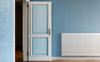 Стандартные размеры межкомнатных дверей с коробкой