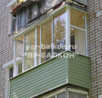 Все про трехметровый хрущевский балкон