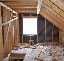 Как сделать стропила мансардной крыши – особенности установки стропильной системы