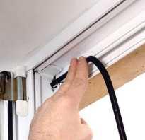 Как отрегулировать пластиковую дверь на балконе