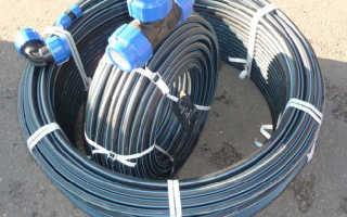 Преимущества труб ПНД для воды, сферы использования