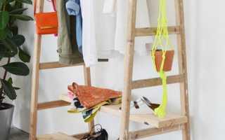 Вешалка своими руками; советы, инструкции, 115 фото и мастер-класс по созданию стильных моделей