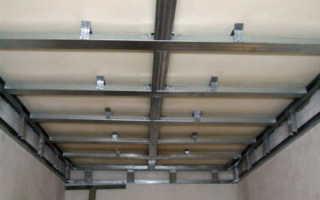 Как натягивают натяжные потолки
