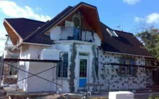 Технология утепления фасадов зданий пенопластом: рекомендации специалистов