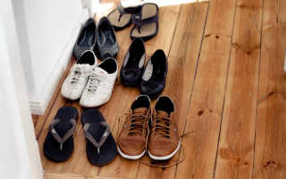 Подходит ли балкон для хранения обуви зимой