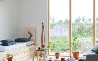 Как подобрать окна к интерьеру