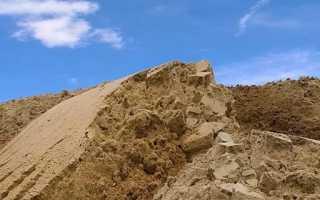 Насыпная плотность песка; технологическое и коммерческое значение