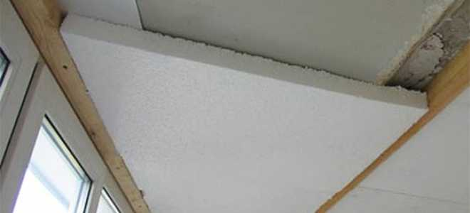 Можно ли делать утепление пенопластом потолка, преимущества материала, фотографии и видео