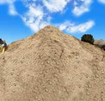 Какой песок лучше для бетона; карьерный или речной
