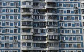 Цены на остекление балконов и лоджий в домах серии П-44