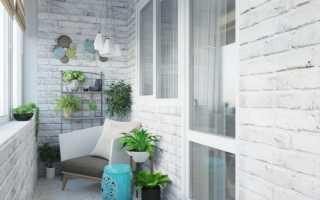 Плюсы и минусы, 8 вариантов отделки стен на балконе