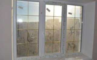 Как отмыть окна после ремонта в новой квартире