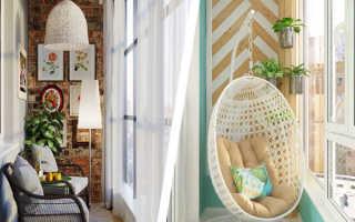 Отдых на балконе: 10 идей, если нет дачи
