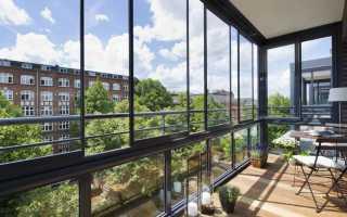 Какие окна лучше ставить на балкон/лоджию
