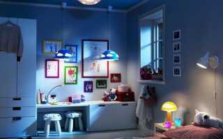 Выбираем детский светильник в комнату для ребенка: как правильно организовать освещение в детской (115 фото)