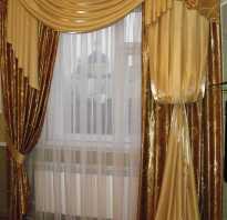 Изготовление шторы рукав епископа своими руками