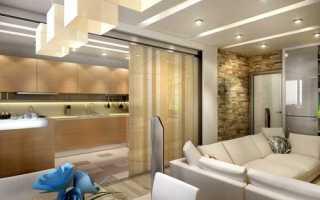 Какие бывают шторы перегородки для комнат квартиры