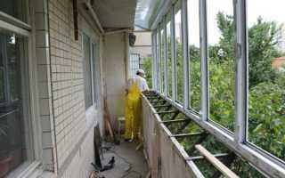 Как соединить балконную раму из 2 частей