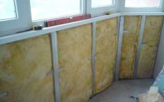 Утепление балкона в панельном доме изнутри своими руками