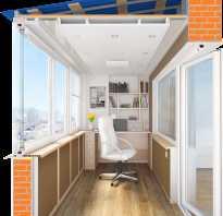 Прайс-лист на отделку балконов