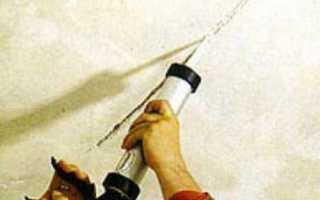 Как заделать русты на потолке: фото и видео- иснрукция