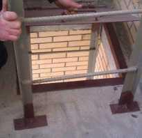 Пожарная лестница на балконе: отделка люка и лестницы
