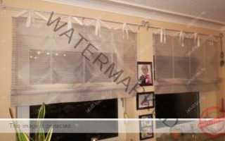 Инструкция по изготовлению рулонных штор своими руками