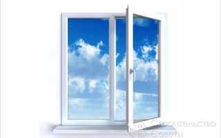 Как самому сделать пластиковое окно