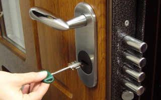 Перекодировка замков входной металлической двери: тонкости процесса