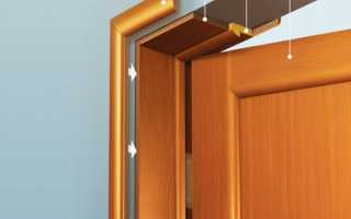Размеры доборов для межкомнатных дверей