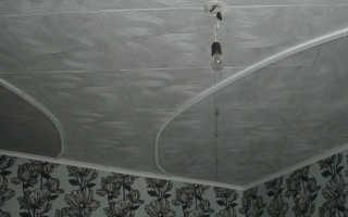 Как и чем покрасить потолочную плитку – выбор краски, правила покраски