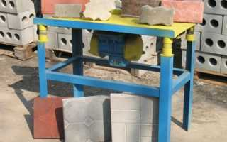 Формы для бетонных изделий из эластомера, пластика