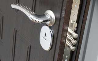 Замена замка на входной металлической двери: порядок действий и рекомендации