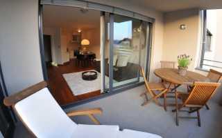 Как законно присоединить балкон к комнате