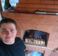 Печной комплекс 3 в 1 с мини-русской печью: сделай сам
