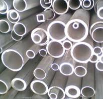 Труба алюминиевая ее особенности и применение