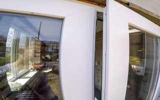 Что делать, если скрипит балконная пластиковая дверь
