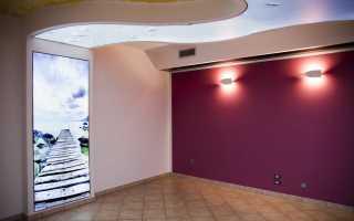 Какие натяжные потолки лучше – матовые или глянцевые