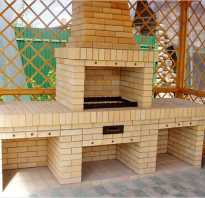 Строительство барбекю своими руками