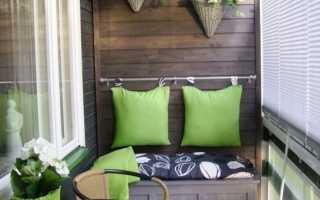 Как сделать балкон своими руками; советы, как сделать балкон в квартире красивым