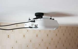 Выбираем потолочное крепление для проектора