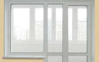 Как отремонтировать пластиковую балконную дверь самому