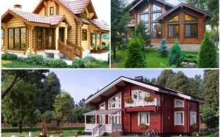 Эксплуатация деревянных домов – так ли «страшен черт»