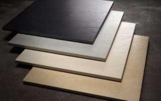 Укладка керамогранита своими руками на пол и стены: инструкция