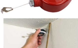 Подробная инструкция по подшивке потолка гипсокартоном