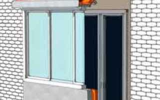 Теплоизоляция балкона и лоджии