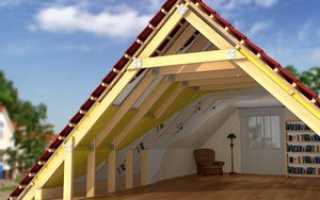 Как утеплять крышу дома своими руками