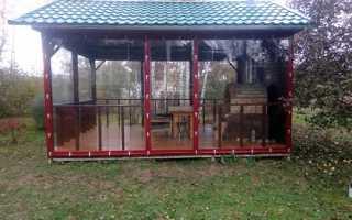Мягкие окна ПВХ — использование и назначение