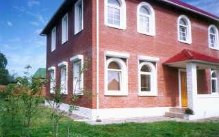 Рольставни на арочных окнах